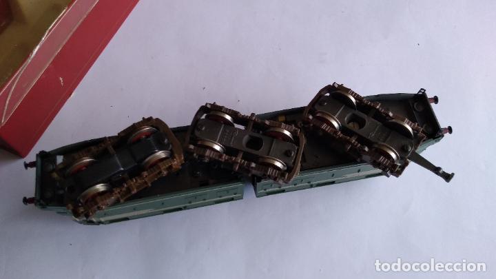 Trenes Escala: RIVAROSSI 1443, H0 LOCOMOTORA ELÉCTRICA ARTICULADA. MUY BUEN ESTADO. FUNCIONA - Foto 17 - 224668128