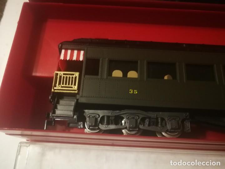 Trenes Escala: 2 VAGONES RIVAROSSI SANTA FE 2716 Y 2718 - Foto 2 - 226371840