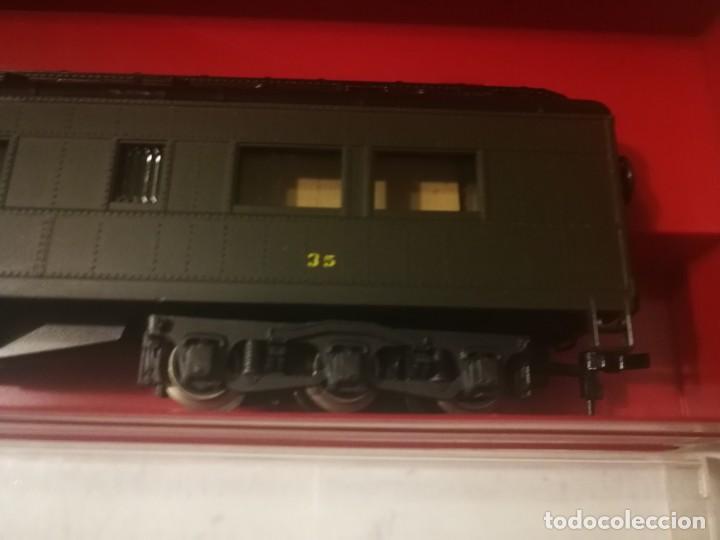 Trenes Escala: 2 VAGONES RIVAROSSI SANTA FE 2716 Y 2718 - Foto 4 - 226371840