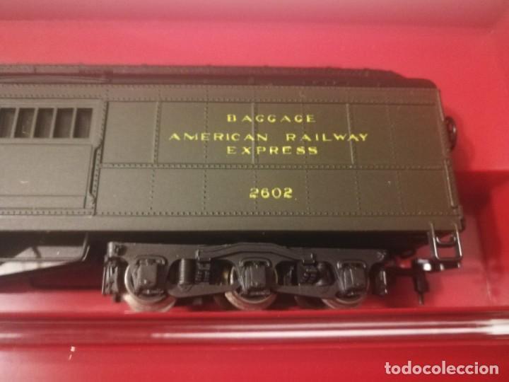 Trenes Escala: 2 VAGONES RIVAROSSI SANTA FE 2716 Y 2718 - Foto 5 - 226371840
