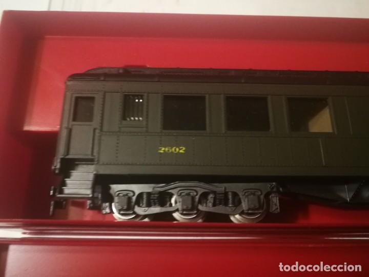 Trenes Escala: 2 VAGONES RIVAROSSI SANTA FE 2716 Y 2718 - Foto 7 - 226371840