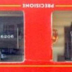 Treni in Scala: RIVAROSSI 1255–LOCOMOTORA VAPOR USA BALTIMORE&OHIO- HO CORRIENTE CONTINUA– CAJA ORIGINAL. Lote 226850820