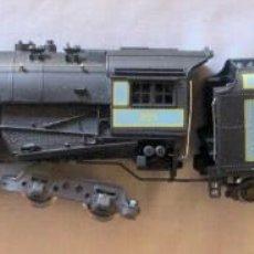 Trenes Escala: RIVAROSSI 1280–LOCOMOTORA VAPOR USA BERKSHIRE – HO CORRIENTE CONTINUA– CAJA ORIGINAL. Lote 226854090
