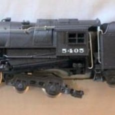 Trains Échelle: RIVAROSSI 1252–LOCOMOTORA VAPOR USA HUDSON / NEW YORK CENTRAL -HO CORRIENTE CONTINUA– CAJA ORIGINAL. Lote 226857790