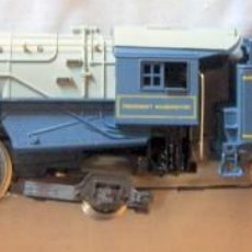 Trenes Escala: RIVAROSSI 1220–LOCOMOTORA VAPOR USA PACIFIC BALTIMORE&OHIO PRESIDENT WASHINGTON -HO CAJA ORIGINAL. Lote 226858722