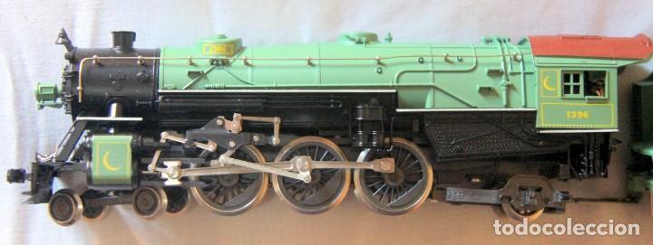 Trenes Escala: RIVAROSSI 1285–LOCOMOTORA VAPOR USA SOUTHERN RAILWAY / HEAVY PACIFIC /CRESCENT- HO - Foto 2 - 226856160