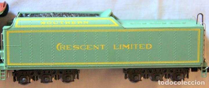 Trenes Escala: RIVAROSSI 1285–LOCOMOTORA VAPOR USA SOUTHERN RAILWAY / HEAVY PACIFIC /CRESCENT- HO - Foto 3 - 226856160