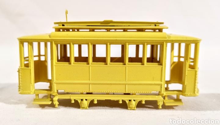 Trenes Escala: KEATON CARCASA, CARROCERÍA, DEL TRANVÍA RIVAROSSI H0 REF 6410 - Foto 6 - 229808705