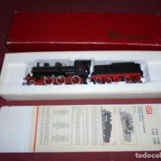 Comboios Escala: MAGNIFICA LOCOMOTORA RIVAROSSI ESCALA H0 REF 1150. Lote 234672375