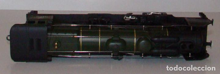 Trenes Escala: Rivarossi H0 - 1341 - Locomotora de vapor con ténder - 231.E.22 - SNCF EDICION ALTAYA - Foto 2 - 235341185