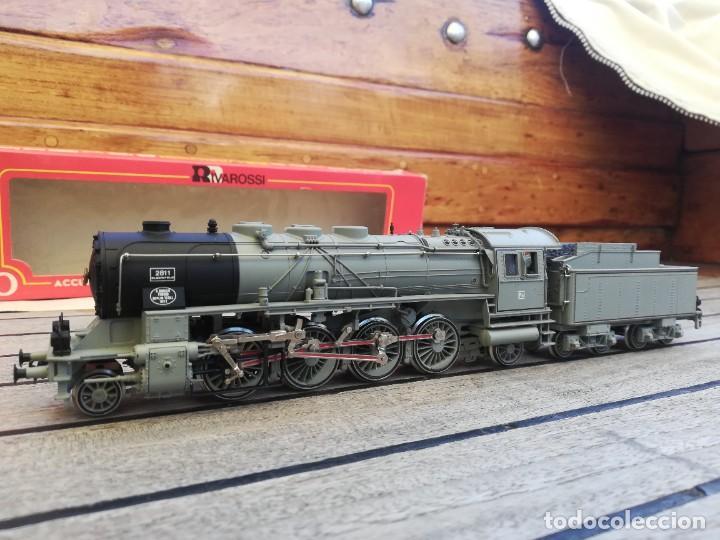 Trenes Escala: Locomotora Rivarossi antigua - Foto 2 - 235824490