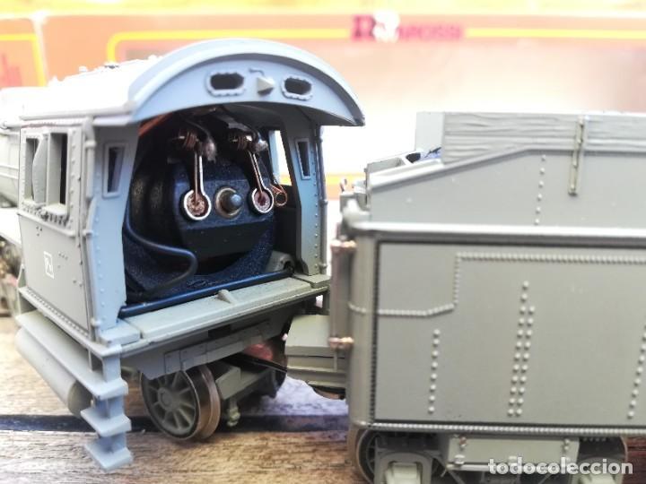 Trenes Escala: Locomotora Rivarossi antigua - Foto 6 - 235824490