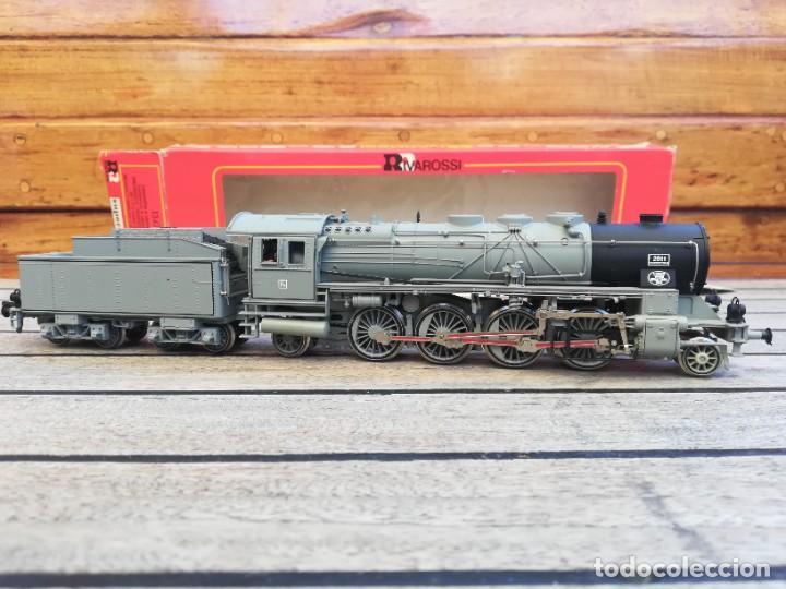 Trenes Escala: Locomotora Rivarossi antigua - Foto 9 - 235824490