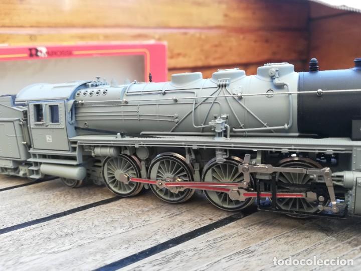 Trenes Escala: Locomotora Rivarossi antigua - Foto 12 - 235824490