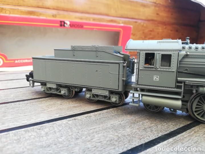 Trenes Escala: Locomotora Rivarossi antigua - Foto 13 - 235824490