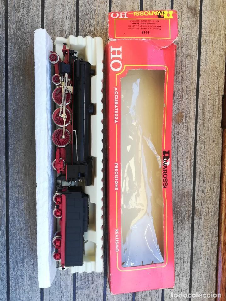 LOCOMOTORA ITALIANA GR 691-022 (Juguetes - Trenes a Escala H0 - Rivarossi H0)