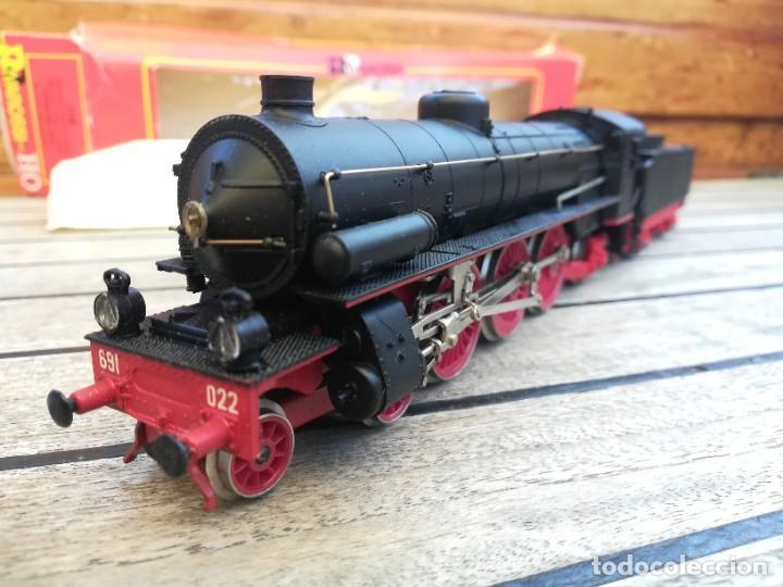 Trenes Escala: Locomotora italiana Gr 691-022 - Foto 3 - 235827665