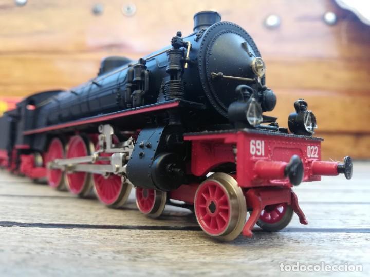 Trenes Escala: Locomotora italiana Gr 691-022 - Foto 8 - 235827665