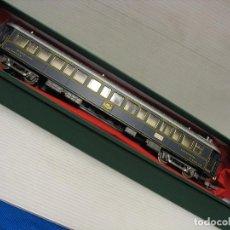 Comboios Escala: RIVAROSSI - COCHE DE PASAJEROS DE LA SCHLAFWAGEN - ESCALA H0. Lote 236036875