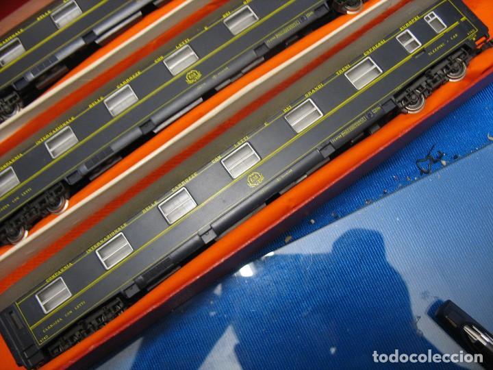 Trenes Escala: TRES VAGONES VAGON LIT DE RIVAROSSI - Foto 9 - 236259845