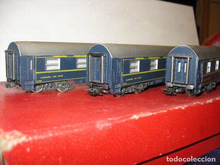 Trenes Escala: TRES VAGONES VAGON LIT DE RIVAROSSI - Foto 12 - 236259845