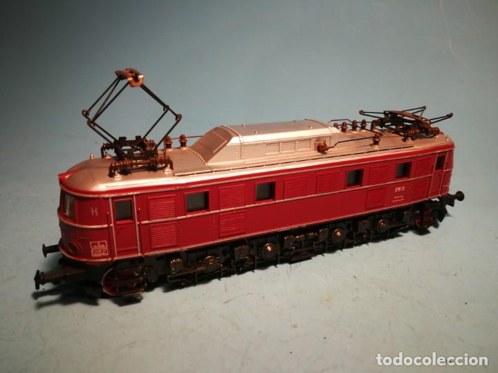 Trenes Escala: LOCOMOTORA ELÉCTRICA RIVAROSSI E19 SIN CAJA - Foto 3 - 241096545