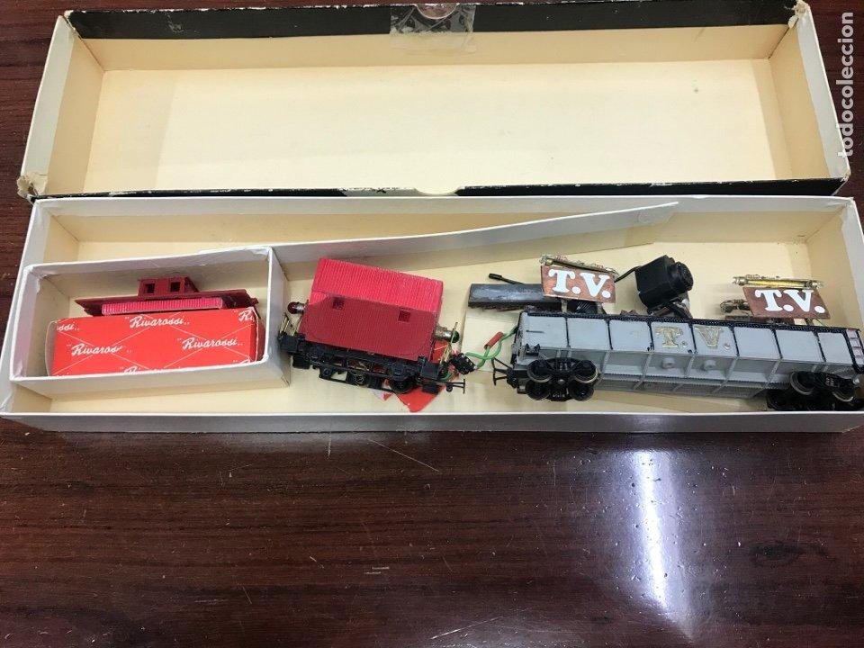 Trenes Escala: Rivarossi caja y piezas sueltas trenes HO - Foto 2 - 246486710