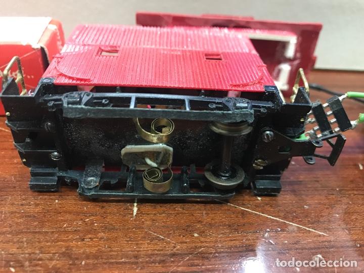 Trenes Escala: Rivarossi caja y piezas sueltas trenes HO - Foto 5 - 246486710