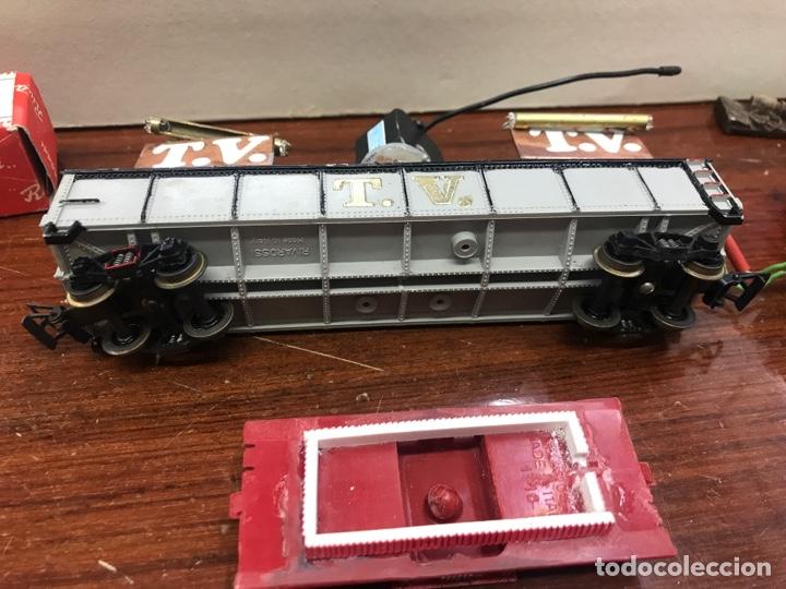 Trenes Escala: Rivarossi caja y piezas sueltas trenes HO - Foto 7 - 246486710