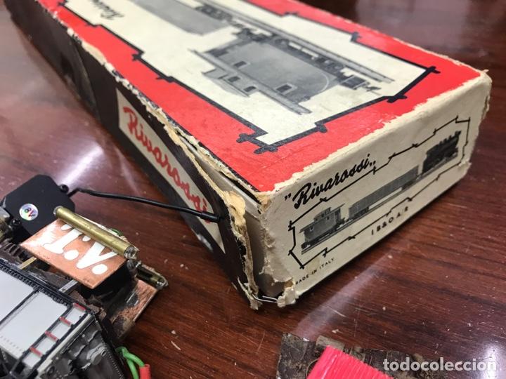 Trenes Escala: Rivarossi caja y piezas sueltas trenes HO - Foto 10 - 246486710