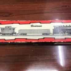 Trenes Escala: RIVAROSSI CAJA Y PIEZAS SUELTAS TRENES HO. Lote 246486710