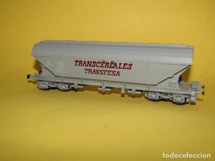 Trenes Escala: Antiguo Vagón Tolva TRANSCEREALES TRANSFESA Escala *H0* Ref. 2125 de RIVAROSSI - Foto 6 - 247701700