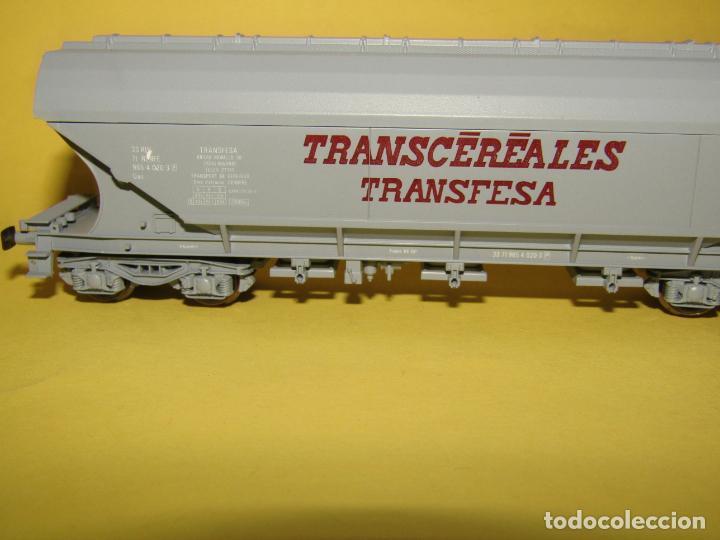 Trenes Escala: Antiguo Vagón Tolva TRANSCEREALES TRANSFESA Escala *H0* Ref. 2125 de RIVAROSSI - Foto 8 - 247701700