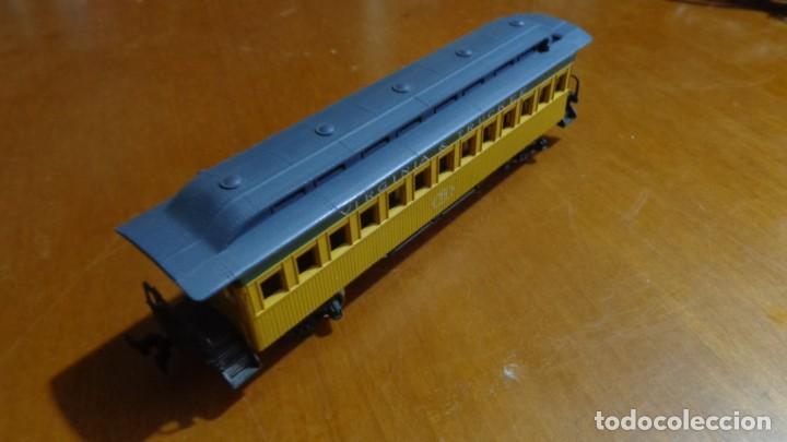 Trenes Escala: AHM RIVAROSSI - H0 - Virginia & Truckee COCHE DE PASAJEROS. MUY BUENA CONDICION. - Foto 2 - 255021200