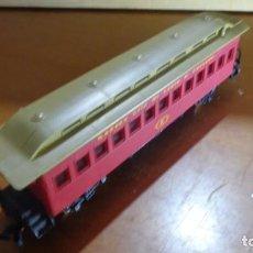Trenes Escala: AHM RIVAROSSI - H0 - COCHE DE PASAJEROS 'KANSAN CITY, SAINT LOUIS Y CHICAGO'. MUY BUENA CONDICION.. Lote 255021300