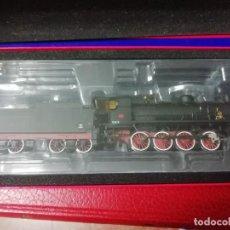 Trenes Escala: LOCOMOTORA A VAPOR RIVAROSSI HR2241HO SONIDO DIGITAL. Lote 255312310