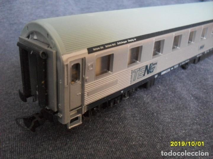 Trenes Escala: coche camas rivarossi tipo T2 - Foto 3 - 257632490