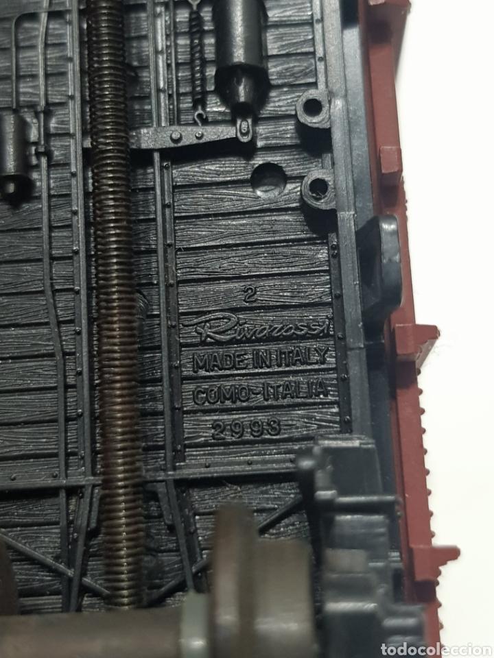 Trenes Escala: VAGO TREN RIVAROSSI - Foto 7 - 265470939