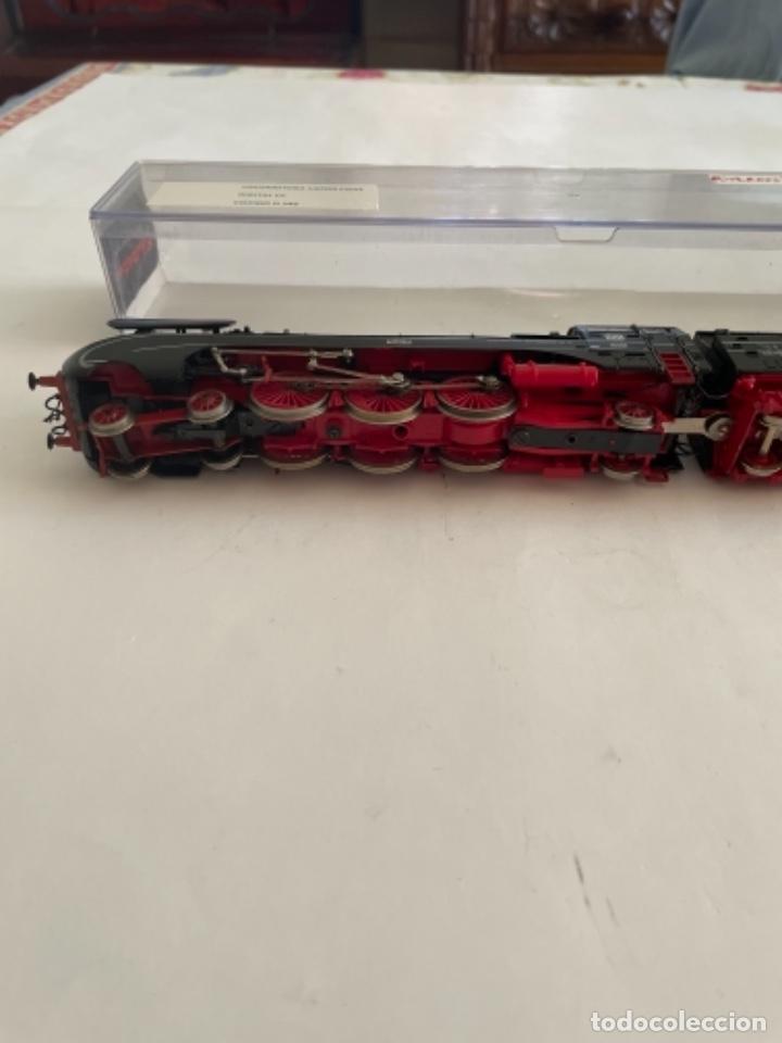 Trenes Escala: RIVAROSSI. HO. DIGITAL VAPOR DB 10001 - Foto 8 - 267088154