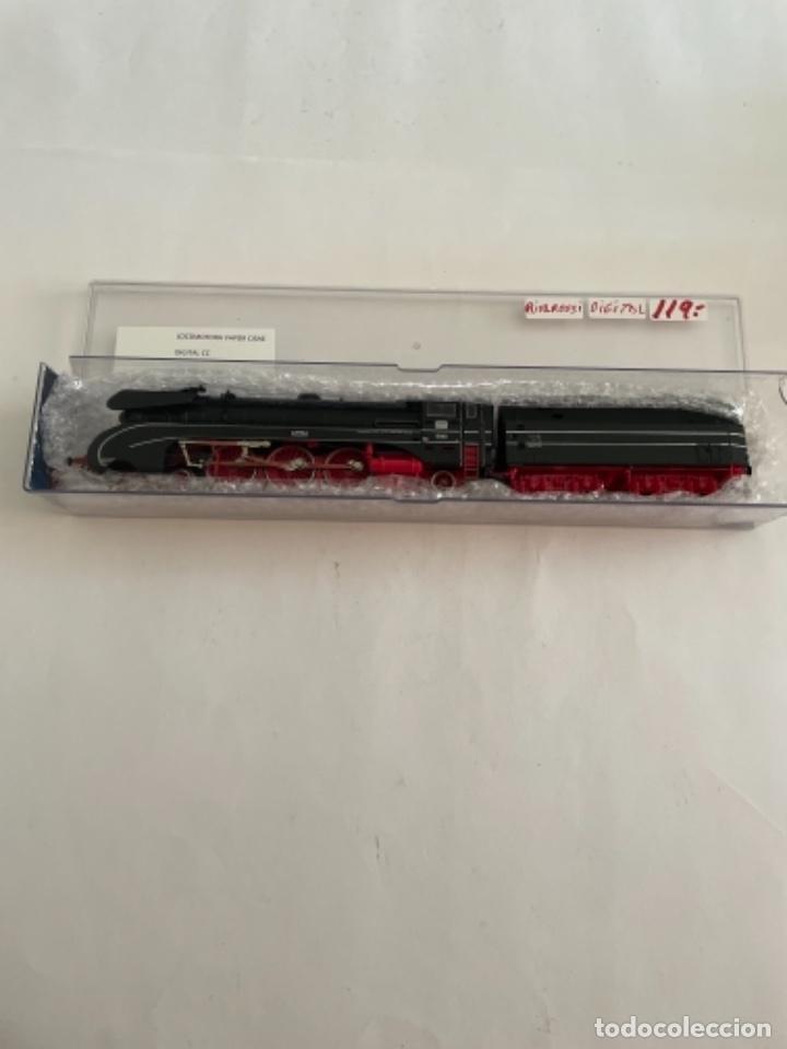 Trenes Escala: RIVAROSSI. HO. DIGITAL VAPOR DB 10001 - Foto 9 - 267088154