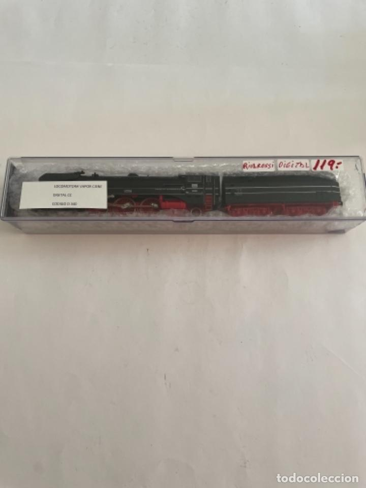 Trenes Escala: RIVAROSSI. HO. DIGITAL VAPOR DB 10001 - Foto 10 - 267088154