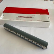 Trenes Escala: RIVAROSSI. HO REF 3621 RENFE COCHE CAMAS T-2. Lote 267477604
