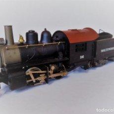 Trenes Escala: LOCOMOTORA VAPOR RIVAROSSI 1225. Lote 274271973