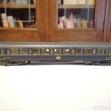 Trenes Escala: RIVAROSSI H0 3524 VAGÓN DE PASAJEROS COCHE CAMA CIWL. Lote 276176153