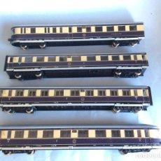Trenes Escala: RIVAROSSI AUTOMOTOR DEUTSCHE REICHSBAHN LEER DESCRIPCION. Lote 277127098