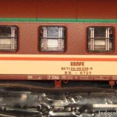 Trenes Escala: COCHE DE PASAJEROS ESTRELLA 2ª CLASE RENFE EN ESCALA *H0* REF. 3582 DE RIVAROSSI A ESTRENAR TODO. Lote 283972693