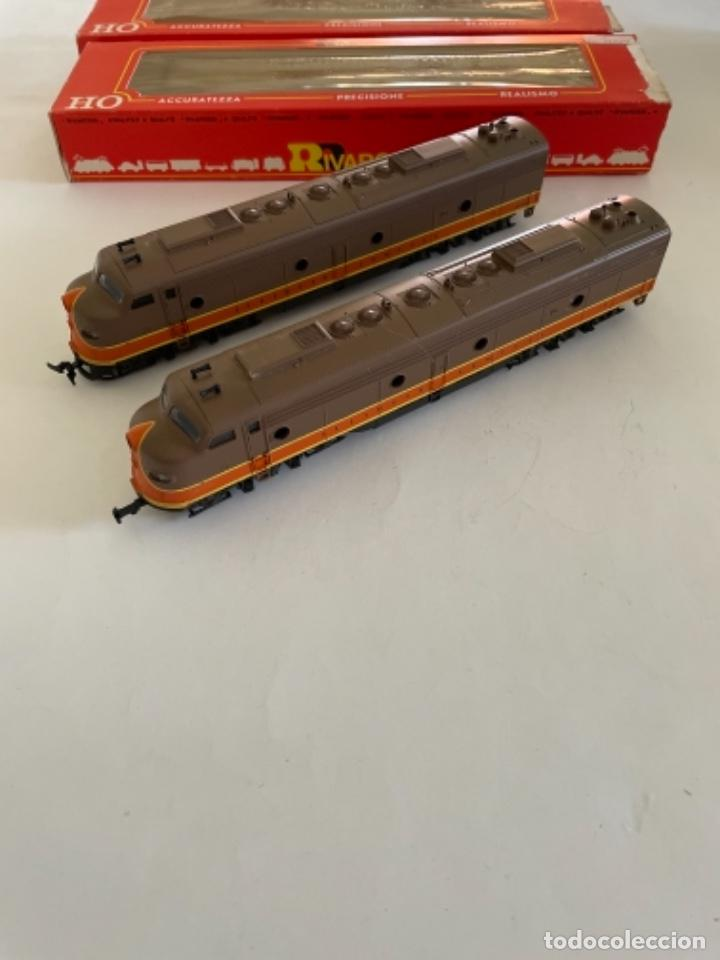Trenes Escala: RIVAROSSI. HO. ALCO DOBLE AMERICANA - Foto 2 - 284702173