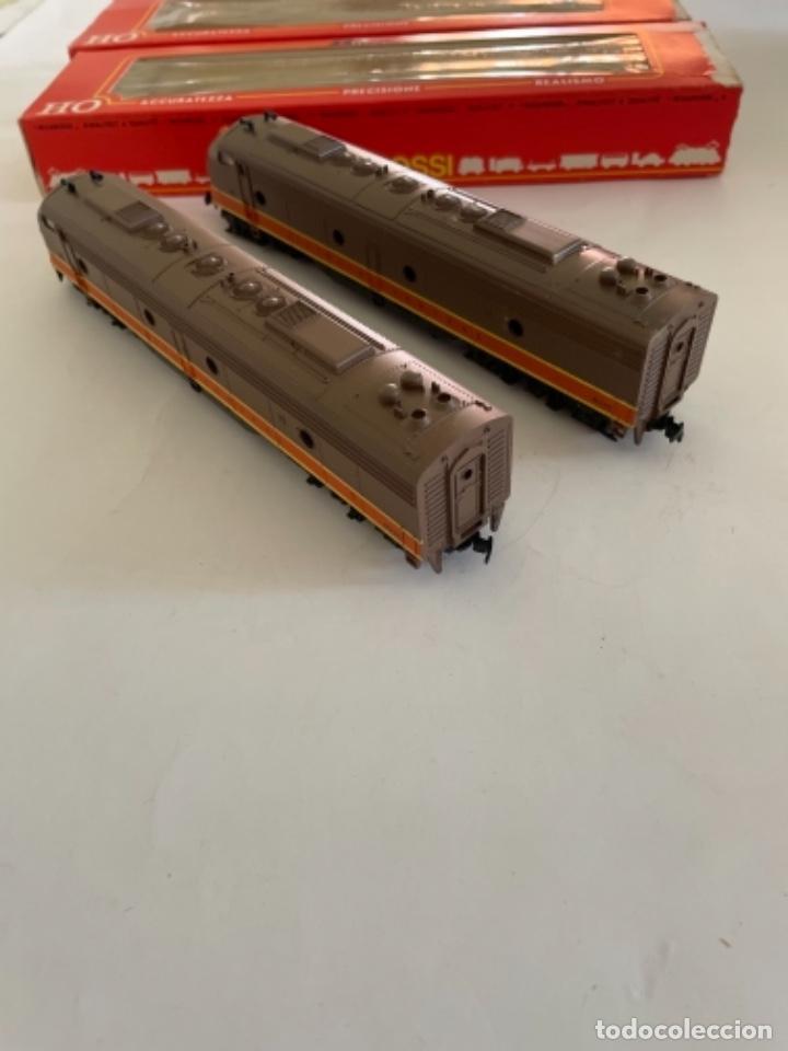 Trenes Escala: RIVAROSSI. HO. ALCO DOBLE AMERICANA - Foto 3 - 284702173