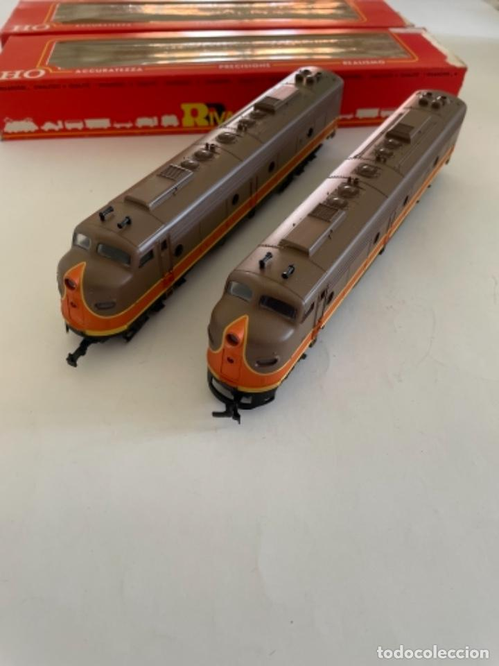 Trenes Escala: RIVAROSSI. HO. ALCO DOBLE AMERICANA - Foto 5 - 284702173