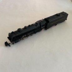 Trenes Escala: RIVAROSSI. HO. LOCOMOTORA VAPOR AMERICANA. Lote 284723183